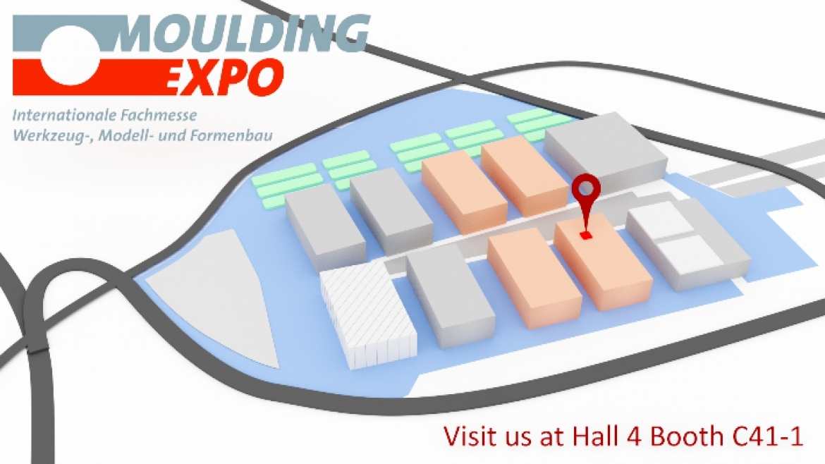 Moulding Expo 2017_Stuttgart, Germany