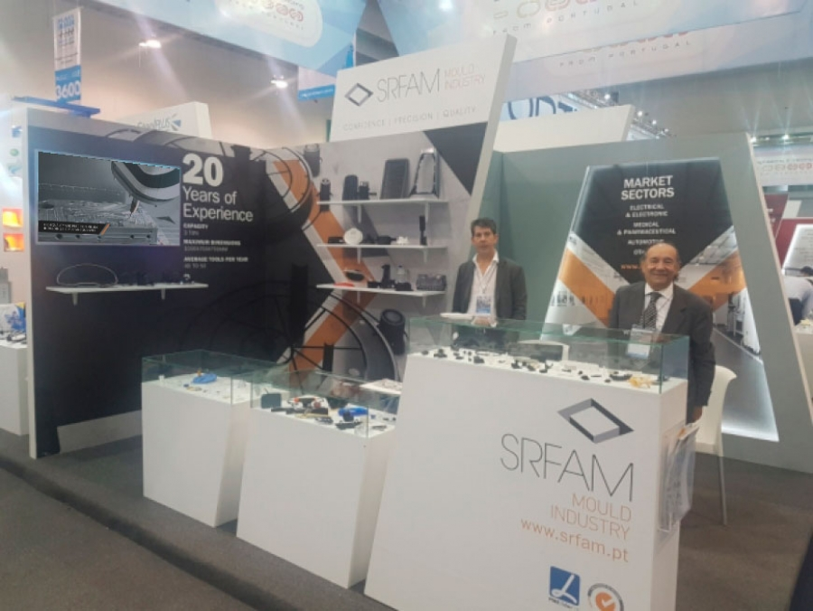 SRFAM was present at PLASTIMAGEN 2017