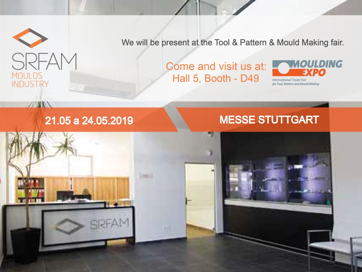 Moulding Expo 2019_Stuttgart, Germany